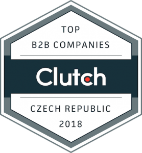 Clutch Award 2019 Czech Republic